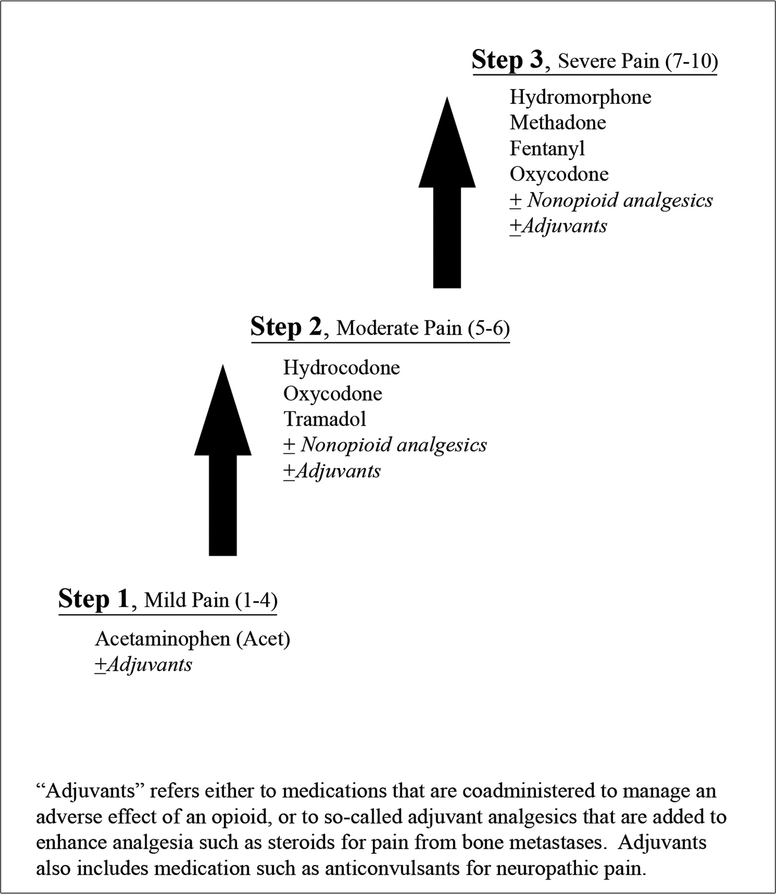 Efficacy Of The World Health Organization Analgesic Ladder To Treat Pain In End Stage Renal Disease American Society Of Nephrology