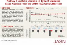 Empagliflozin and Kidney Function Decline in Patients with Type 2 Diabetes: A Slope Analysis from the EMPA-REG OUTCOME Trial