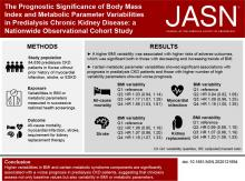 The Prognostic Significance of Body Mass Index and Metabolic Parameter Variabilities in Predialysis CKD: A Nationwide Observational Cohort Study