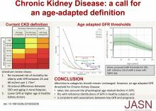 CKD: A Call for an Age-Adapted Definition
