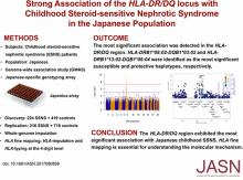 Strong Association of the <em>HLA-DR/DQ</em> Locus with Childhood Steroid-Sensitive Nephrotic Syndrome in the Japanese Population