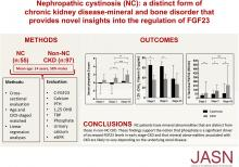 Nephropathic Cystinosis: A Distinct Form of CKD–Mineral and Bone Disorder that Provides Novel Insights into the Regulation of FGF23