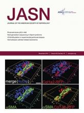 Journal of the American Society of Nephrology: 25 (12)