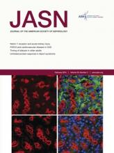 Journal of the American Society of Nephrology: 25 (2)