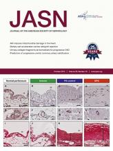 Journal of the American Society of Nephrology: 26 (10)