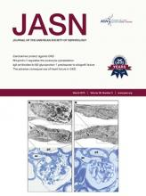 Journal of the American Society of Nephrology: 26 (3)