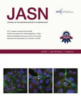 Journal of the American Society of Nephrology: 26 (4)