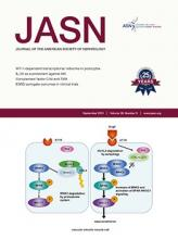 Journal of the American Society of Nephrology: 26 (9)