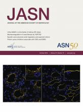 Journal of the American Society of Nephrology: 27 (10)