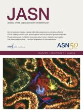 Journal of the American Society of Nephrology: 27 (11)