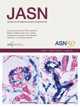 Journal of the American Society of Nephrology: 27 (7)