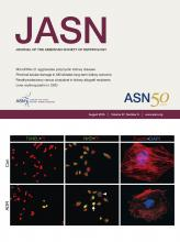 Journal of the American Society of Nephrology: 27 (8)