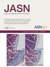 Journal of the American Society of Nephrology: 27 (9)