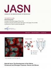 Journal of the American Society of Nephrology: 29 (3)