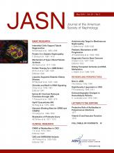 Journal of the American Society of Nephrology: 29 (5)
