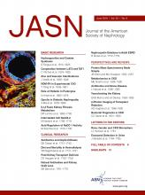 Journal of the American Society of Nephrology: 29 (6)
