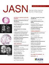 Journal of the American Society of Nephrology: 30 (11)