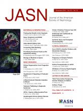 Journal of the American Society of Nephrology: 30 (12)