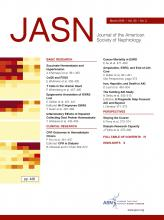 Journal of the American Society of Nephrology: 30 (3)