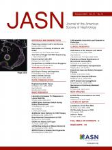 Journal of the American Society of Nephrology: 31 (10)