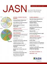 Journal of the American Society of Nephrology: 31 (12)