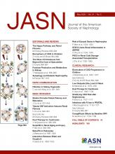 Journal of the American Society of Nephrology: 31 (5)